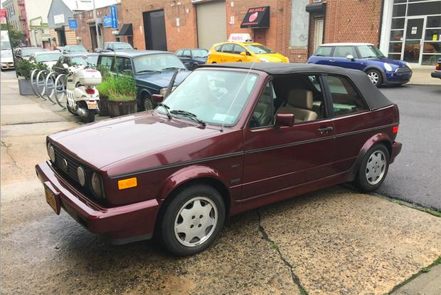 "I Bought a 1993 Volkswagen Cabriolet ""Collector's Edition"" featured image large thumb1"