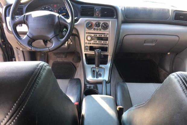 Autotrader Find: One-Owner Subaru Baja Turbo With 61,000 Miles featured image large thumb2
