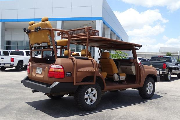 Autotrader Find: Insane Toyota Land Cruiser Hunting Vehicle featured image large thumb2