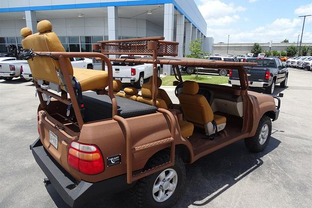 Autotrader Find: Insane Toyota Land Cruiser Hunting Vehicle featured image large thumb4