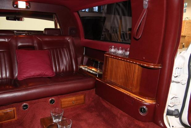 Autotrader Find: 1990 Cadillac Brougham Limousine featured image large thumb2