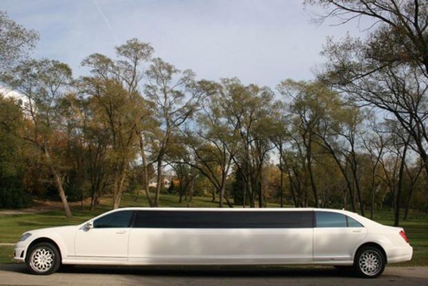 Autotrader Find: Mercedes-Benz S550 Limo With Gullwing Doors featured image large thumb0