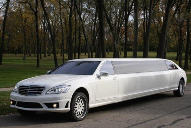 Autotrader Find: Mercedes-Benz S550 Limo With Gullwing Doors featured image large thumb1