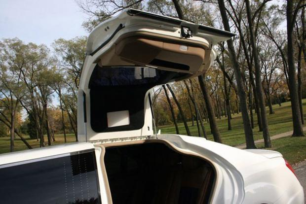 Autotrader Find: Mercedes-Benz S550 Limo With Gullwing Doors featured image large thumb2