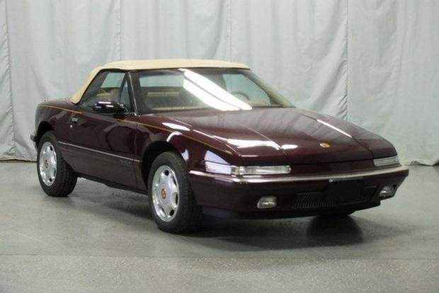 Autotrader Find: Pristine 1991 Buick Reatta Convertible With 4,000 Miles featured image large thumb0