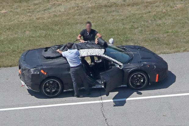 Wow: There Might Actually Be a Midengine Chevy Corvette featured image large thumb2