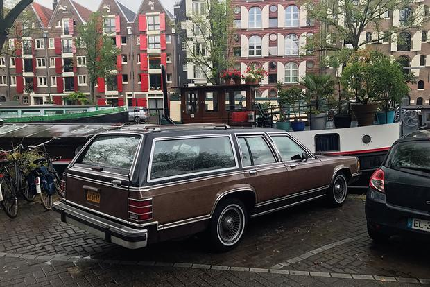 I Carfaxed All the American-Market Cars I Saw in Amsterdam featured image large thumb0