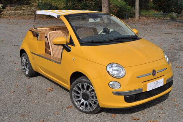 Autotrader Find: Modern-Day FIAT 500 Jolly featured image large thumb0