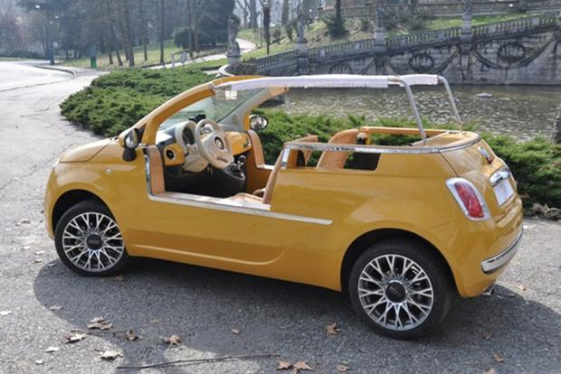 Autotrader Find: Modern-Day FIAT 500 Jolly featured image large thumb1