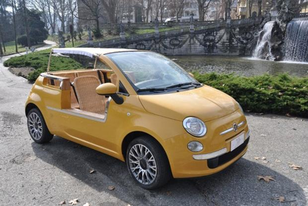Autotrader Find: Modern-Day FIAT 500 Jolly featured image large thumb2