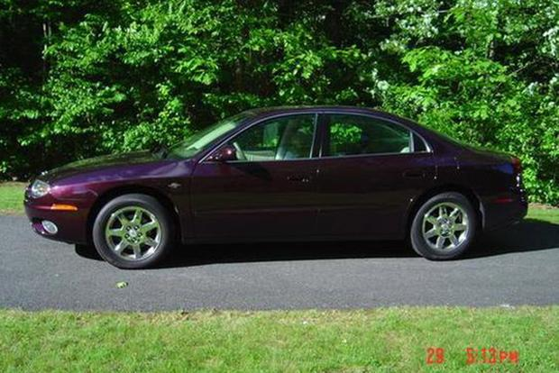 Autotrader Find: 2003 Oldsmobile Aurora With 16,000 Miles featured image large thumb0
