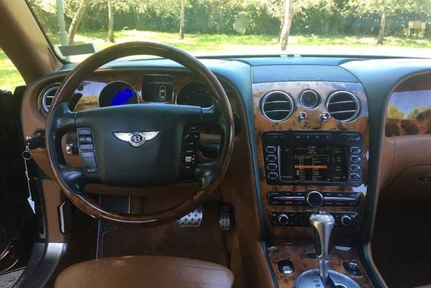 Autotrader Find: Bright Green Bentley Flying Spur for $27,000 featured image large thumb2