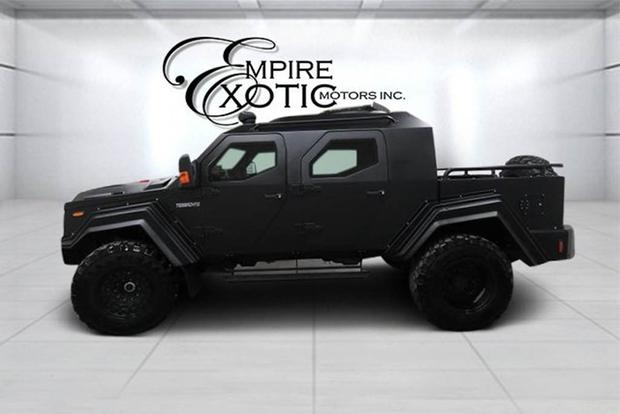 Autotrader Find: 2015 Terradyne GURKHA RPV featured image large thumb1