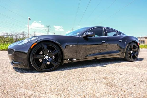 Autotrader Find: Fisker Karma With 59,000 Miles featured image large thumb0