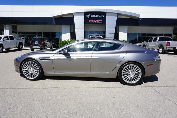 The Cheapest Aston Martin Rapide on Autotrader Is Just $64,995 featured image large thumb0