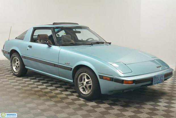 Autotrader Find: 1985 Mazda RX-7 With 31,000 Miles featured image large thumb0