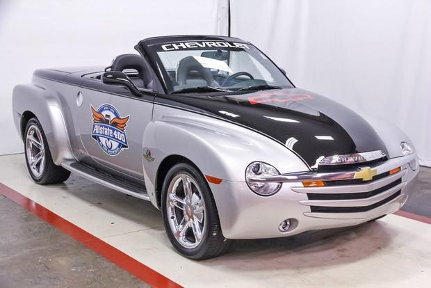 Autotrader Find: 2006 Chevy SSR Race Parade Vehicle featured image large thumb0