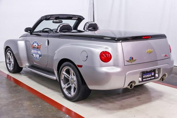 Autotrader Find: 2006 Chevy SSR Race Parade Vehicle featured image large thumb2