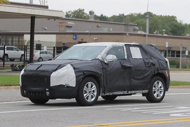 Here's a Glimpse at the Next Chevy Blazer featured image large thumb0
