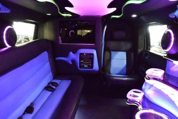 Autotrader Find: 2008 Hummer H2 With 6 Wheels featured image large thumb3