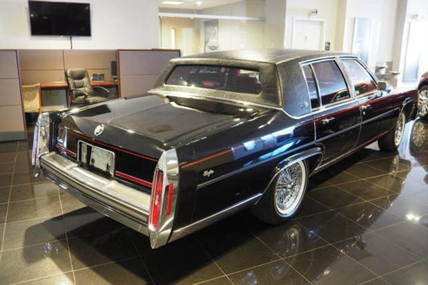 Autotrader Find: 1989 Cadillac Brougham With 5,300 Miles featured image large thumb3