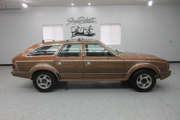 Autotrader Find: 1985 AMC Eagle Limited featured image large thumb0