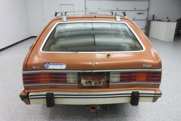Autotrader Find: 1985 AMC Eagle Limited featured image large thumb1