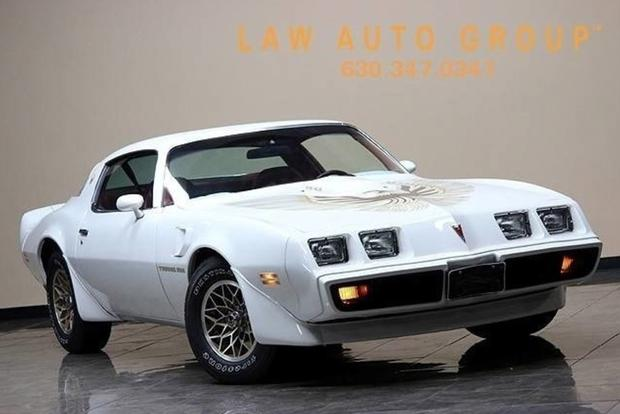 Autotrader Find: 1981 Pontiac Firebird Trans Am With 13,400 Miles featured image large thumb0