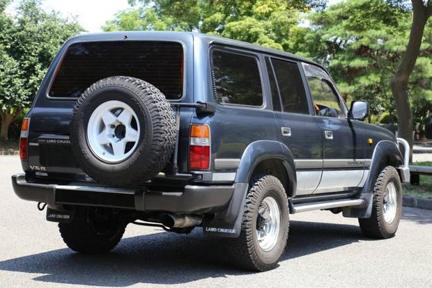 Autotrader Find: Imported RHD 1992 Toyota Land Cruiser Diesel featured image large thumb1