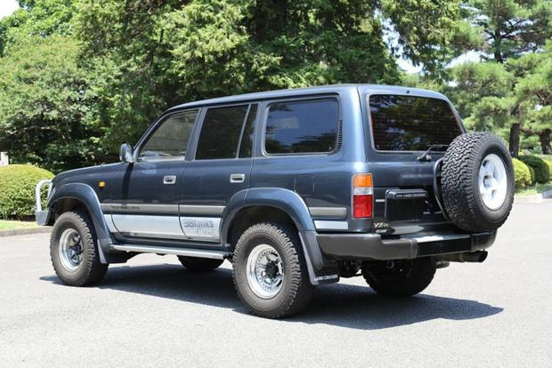 Autotrader Find: Imported RHD 1992 Toyota Land Cruiser Diesel featured image large thumb4