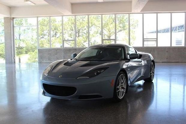 Autotrader Find: Brand-New 2013 Lotus Evora featured image large thumb0