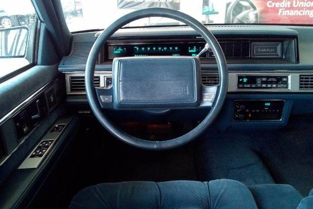 Autotrader Find: 10,000-Mile 1989 Oldsmobile 88 featured image large thumb2