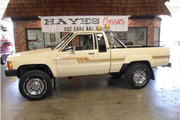 Autotrader Find: Mint, Restored 1986 Toyota Pickup featured image large thumb0