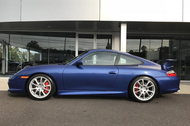 The Original Porsche 911 GT3 Was So Wonderfully Subtle featured image large thumb1