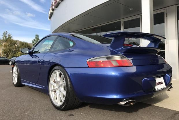 The Original Porsche 911 GT3 Was So Wonderfully Subtle featured image large thumb2