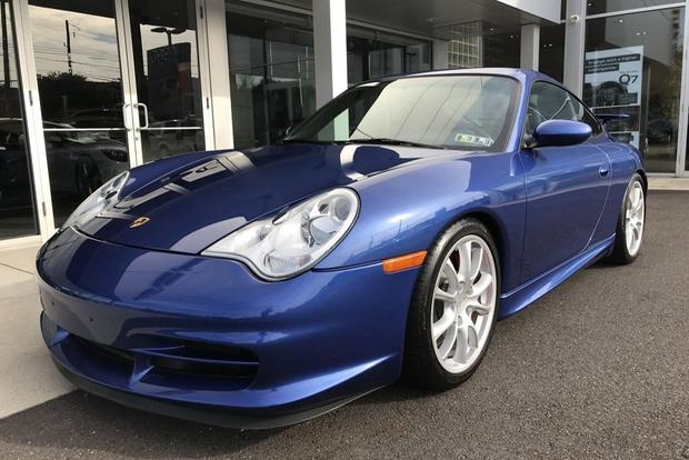 The Original Porsche 911 GT3 Was So Wonderfully Subtle featured image large thumb0