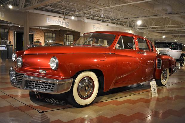 Doug Is Crazy: The Tucker 48 Is the Most Beautiful 4-Door Sedan featured image large thumb0