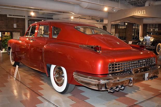 Doug Is Crazy: The Tucker 48 Is the Most Beautiful 4-Door Sedan featured image large thumb1