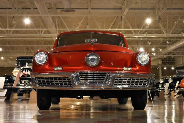 Doug Is Crazy: The Tucker 48 Is the Most Beautiful 4-Door Sedan featured image large thumb2