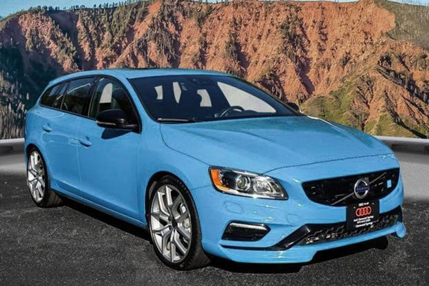 Here Are the Coolest Volvo Models Currently for Sale on Autotrader featured image large thumb2