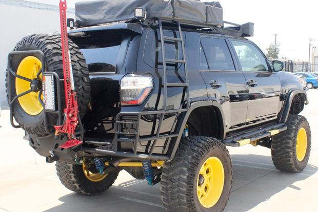 Autotrader Find: Ridiculously Modified 2015 Toyota 4Runner featured image large thumb2