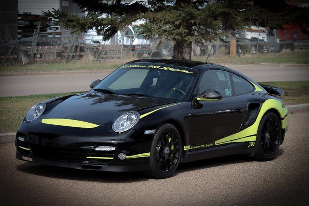 Autotrader Find: Ultra-Rare Porsche 911 Turbo S Edition 918 Spyder
