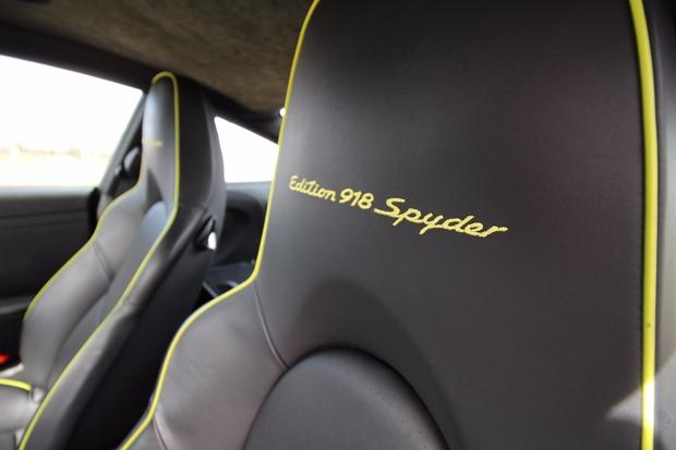 Autotrader Find: Ultra-Rare Porsche 911 Turbo S Edition 918 Spyder featured image large thumb2