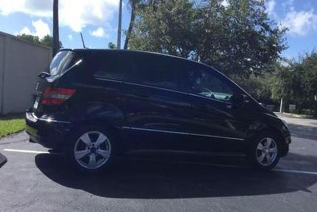 There 39 s an imported mercedes benz b200 for sale on for Mercedes benz for sale autotrader