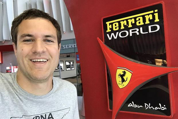 Ferrari World Abu Dhabi Is a Massive Disappointment featured image large thumb0
