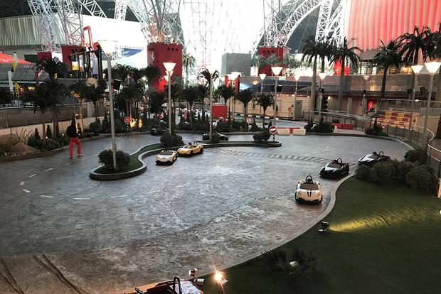Ferrari World Abu Dhabi Is a Massive Disappointment featured image large thumb2