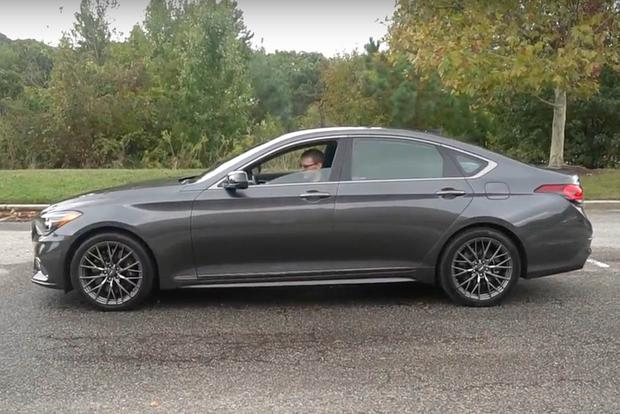 Can the Genesis G80 Sport Compete With European and Japanese Luxury Rivals?
