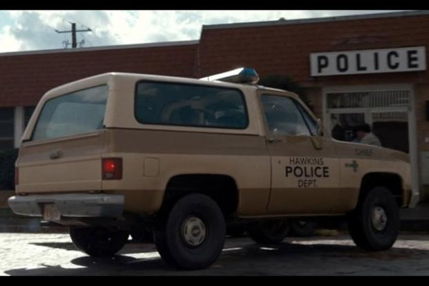 "The Throwback Cars of ""Stranger Things"" - Autotrader"
