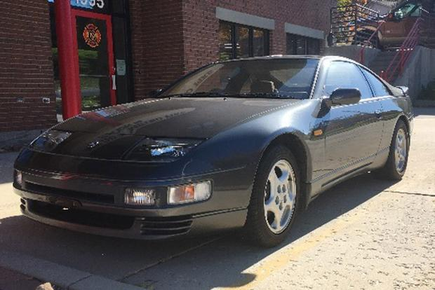 Autotrader Find: Imported Right-Hand Drive Nissan 300ZX featured image large thumb0