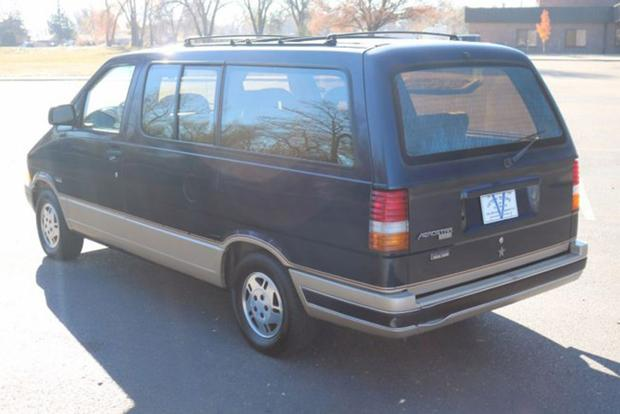 Autotrader Find: 1991 Ford Aerostar Time Capsule featured image large thumb2
